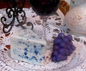 Blue Cheese Soap and Candle Mold