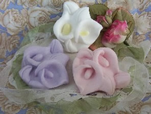Calla Lily Soap Mold