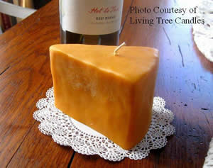 Cheddar Cheese Soap and Candle Mold