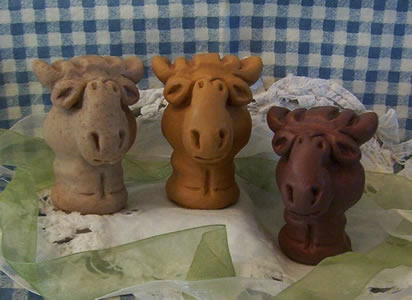 Moose Soap and Candle Mold