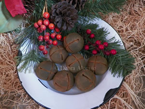 Sleigh Bells Soap and Beeswax Mold