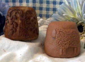 Weeping Willow Flicker and Votive and Soap Candle Mold